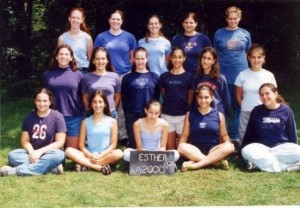 August 2000 - Cedar Lake Camp